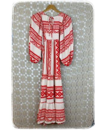 Vestido Tecla Rojo